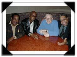 Roby Edwards and The Legends Band - Roger Humphries, Roby Edwards, Gene Ludwig and Jimmy Ponder; The New Crawford Grill at Station Square, Pittsburgh PA, March 2005