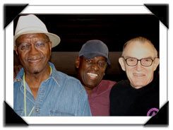 Randy Gelispie, Jerry Byrd and Gene Detroit Int'l Jazz Festival