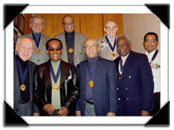 008 Living Legends of Jazz Awardees Manchester Craftsmen's Guild, Pgh PA  2/09